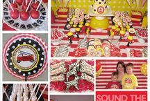 The boys stuff