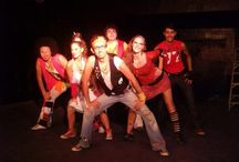 Bums on Broadway 2da. Temporada / Santa Barbara Theater Puerto Vallarta 2010