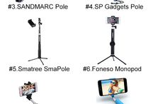 Best Selfie Sticks For GoPro And Smartphone