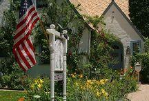 My Cottage Garden / Our love of cottage gardening!!!
