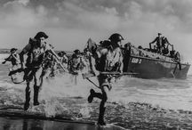 D-Day / The Normandy landings, codenamed Operation Neptune, were the landing operations of the Allied invasion of Normandy, in Operation Overlord, during World War II. To honor the 70th Anniversary of D-Day, we are featuring images from our holdings of the days leading up to D-Day, D-Day itself, and the aftermath.