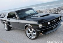 Mustang ❤