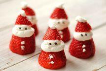 Julenisser & juletræ spiselige