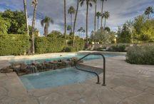 Rustic Swimming Pool Design