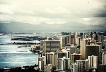 City / by hy Lau
