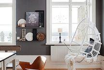 interior // pretty home corner