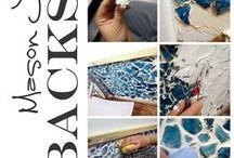 Mosaic DIY crafts