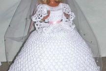 vestidos de bonecas