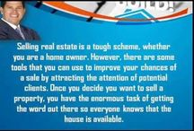 Jeff Adams Scam Awareness with the help of Real Estate Signs