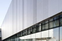 Architecture | Perforated metal
