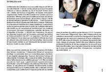 REVUE DE PRESSE / Parution presse