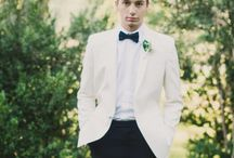 Gentlemen Style- BOUTONNIERES / Inspiration for the groom and his guys!