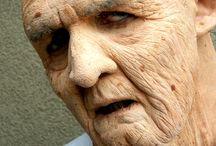 old age make up