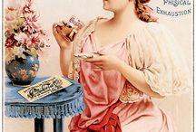 Vintage and Newer Ads / by Amazing Adornments