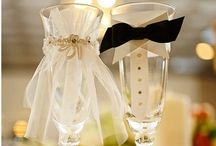 Wine Glass Decorations / Wine Glass Decorations
