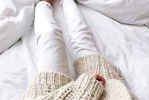 Πως να φορέσω άσπρο παντελόνι το χειμώνα