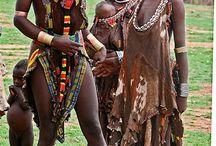 afrika kadını