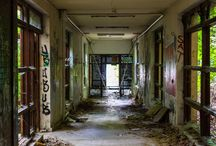 Abandoned Places / 0