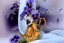 Gifs hermosos de flores