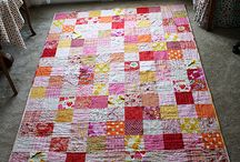 Quilts / Quilt inspiration, tips and techniques, and fabric beauty.  / by Dustin Showe