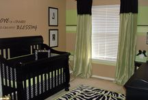 Baby Bedrooms / by Paige Walner