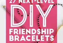 Bracelets DIY!