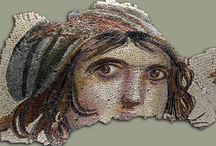 Mosaic / Artistry combined with ingenuity - I especially love the ancient ones.