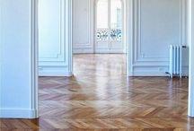 Chevron Floor / Chevron Floors to inspire you!