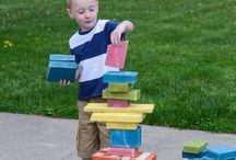 kids fun outdoors