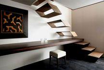 Escaleras / Con escaleras como estas le puedes dar un #Diseño especial a tu #Negocio
