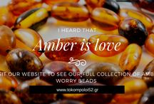 Worry beads / Our mission is to cultivate and maintain this meaningful relationship between people and worry beads. We also promise to always offer products of the finest quality, in addition to the best customer experiences. We will always be here for worry beads enthusiasts and share our love for amber, mastic, incense, animal's bone, animal's horn and many more materials. We will continue our travels across the world in order to find and bring back to you rare and unique sets of worry beads.