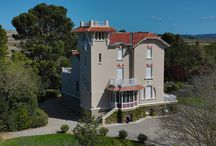 holiday castle in Saint Couat d Aude
