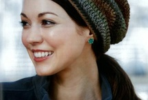 Crochet and Knitted headwear