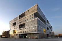 Habitacional Alta Densidade / Conjuntos Habitacionais de alta densidade.  HIS e outros