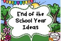 End of the School Year Ideas / This Pinterest board contains loads of ideas and resources to help you plan for the last month of school. By The Third Grade Zoo.