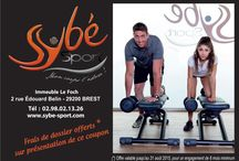 Offres et promotions fitness Brest / Offres spéciales et promotions de la salle de fitness Sybé Sport à #Brest