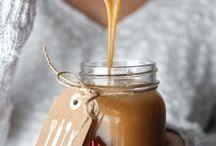 Salted caramel / Spread