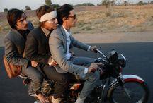 Wes Anderson board / Wes Anderson film art / by Barbarella Green