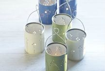 Lanterne conserves