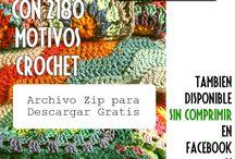 libros crochet