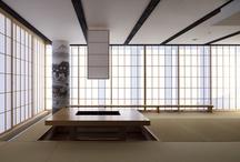 リノベーション【千里中央の家】 / 高層マンションを和の空間に。インテリアデザイン