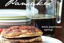 pancakes! / by Katherine Welch