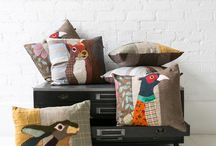 Cozy Cushions / Cushions & pillows