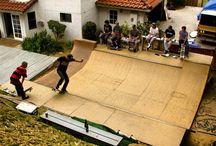 Skate pistas