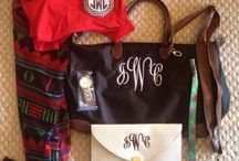 Monograms are life.  / by Abby Willingham
