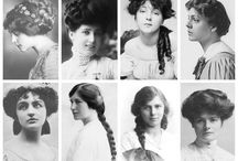 Historical Hair styles / Historical Hair styles, and how to do them