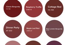 Color Trends in interiors