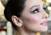 Makeup bailarina de ballet