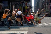 Dance, dance, dance..