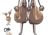 Pokemon humain